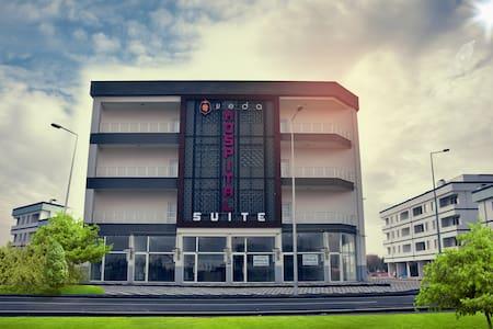 Kayseri Şehir Hastanesi / Hospitai Suit Residence
