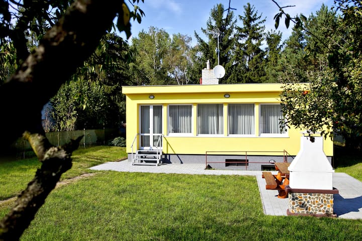Holiday home Green Park Běchovice - Прага - Дом