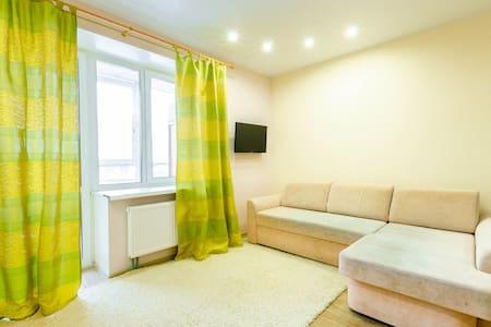 Уютная квартира-студия по ул. Пушкина, 63