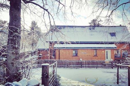 Romantic Highland getaway - Baltinna East Lodge