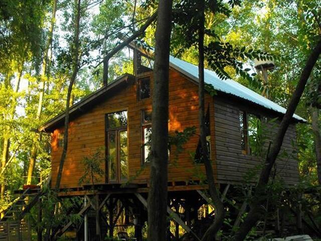 Calida cabaña en el Delta - Tigre - Hus