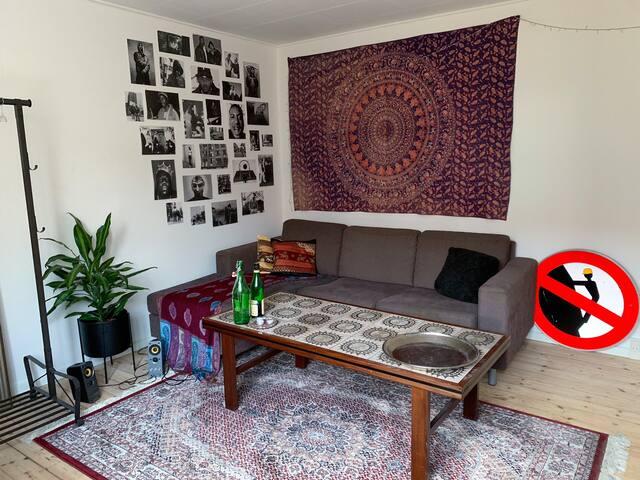 Big Cozy Room In Central