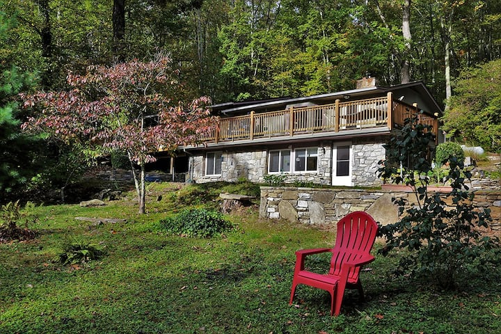 Peaceful Mountain Sanctuary