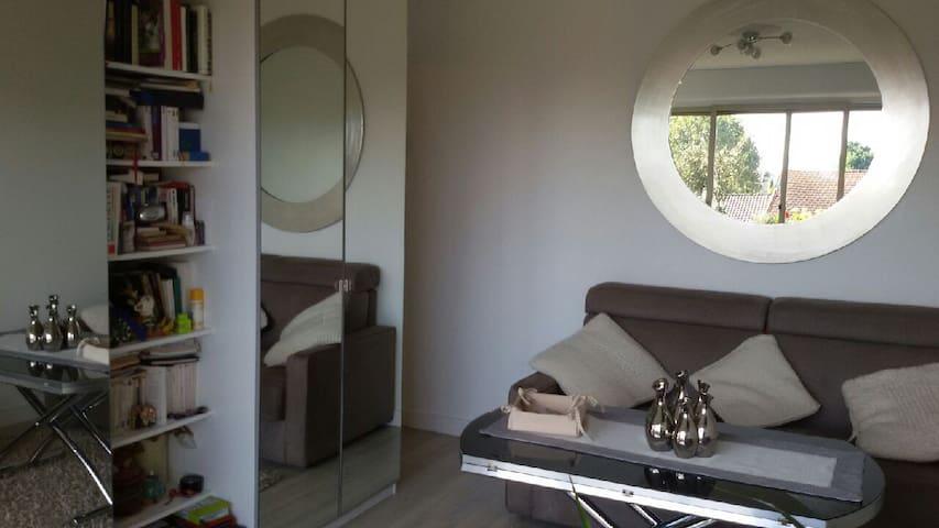 Studio tout confort Le Perreux-sur-Marne