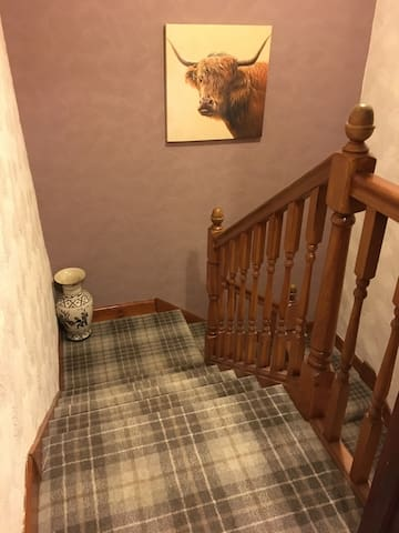Greannan Bed & Breakfast Room 1 - Blackwaterfoot - Bed & Breakfast