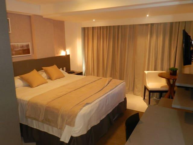 Novo e Moderno Apart-Hotel À Beira Mar Cabo Branco