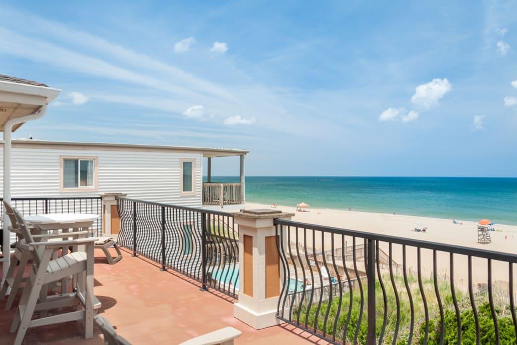 CSC4K: South Beach | Deck View