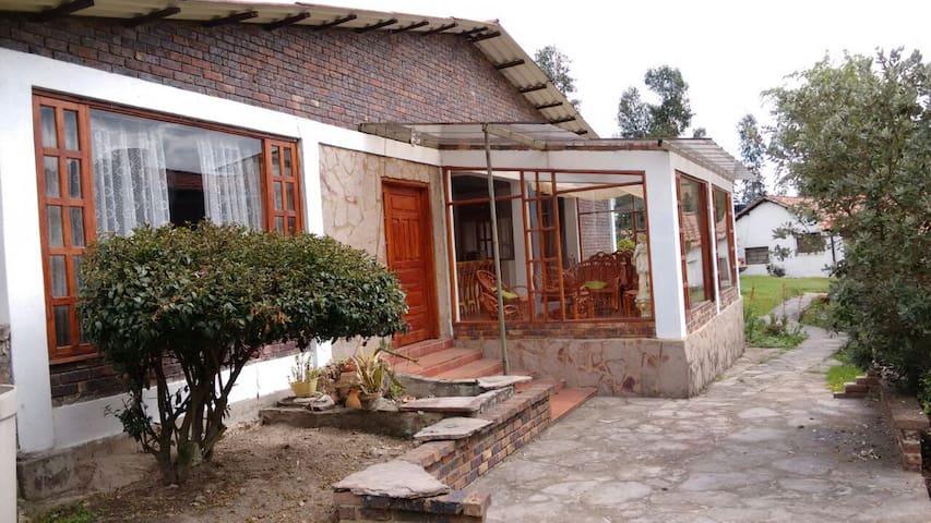 Cabaña Campestre - Paipa - Cabin
