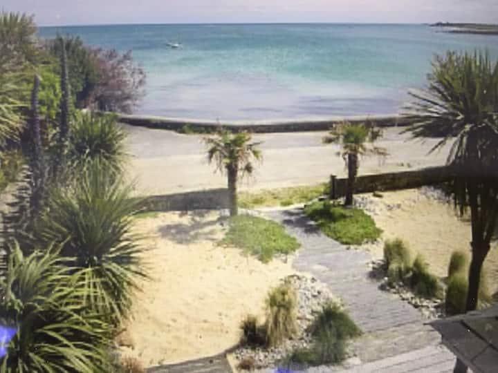 Villa  ,magnifique vue mer ,dépaysant,reposant.