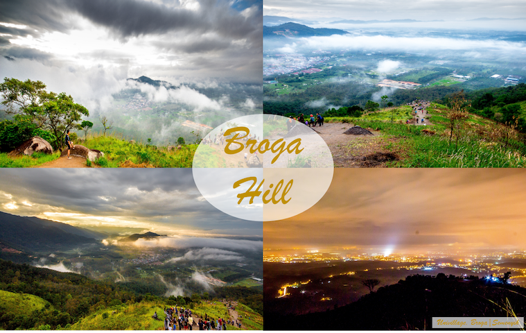 Stunning view at Broga Hill