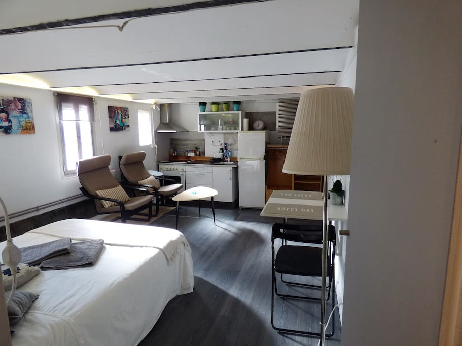 Rent Appartment In Barcelona