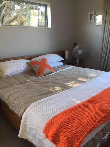Double Hotel-style room with ensuite - Auckland - Hus