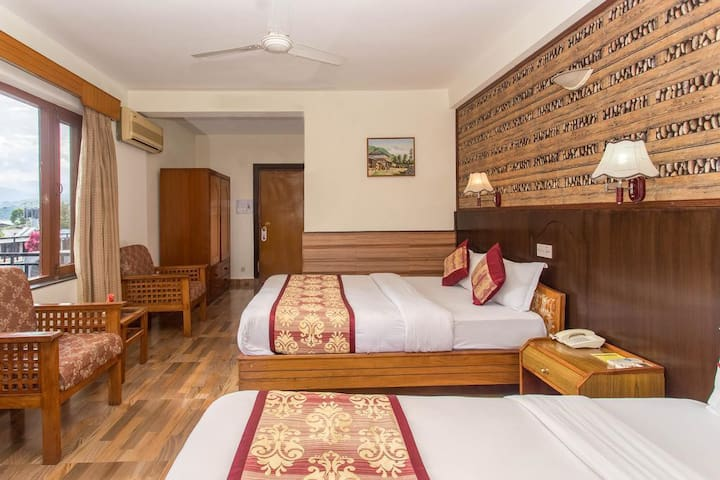 Super Deluxe room with B&B at Pokhara