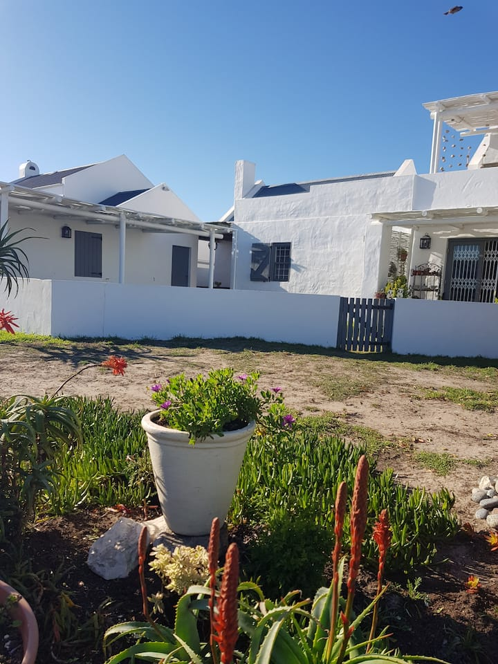 Prime and secure property 80m from beach