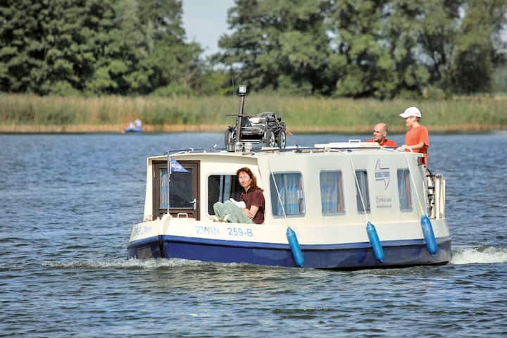 Budget Hausboot Kuinder