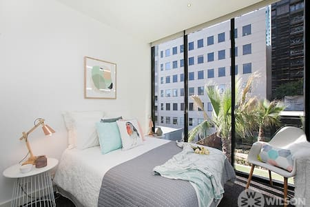Modern 2 br apartment in Southbank - Southbank