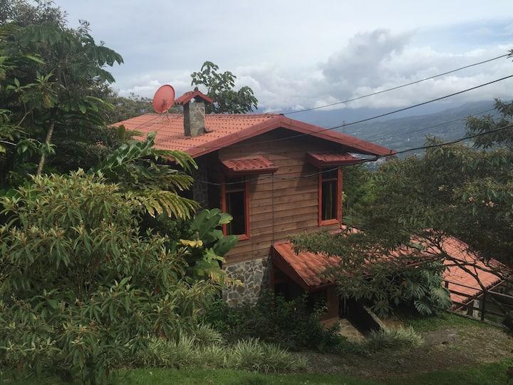 Villas y Cabañas de Montaña