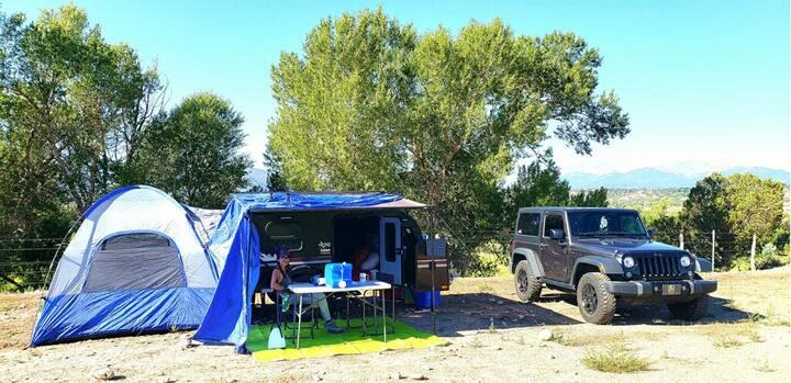 Mountain Meadow Campsite #2