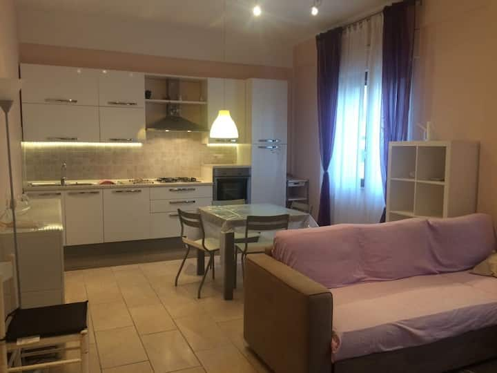 Appartamento centrale a S.Maria di Castellabate