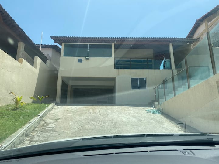 Casa de Praia - Tabatinga - Beira Mar - Surf