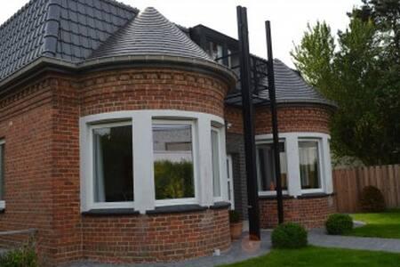 Villa Lucaty Gite  24p Mouscron - Moeskroen