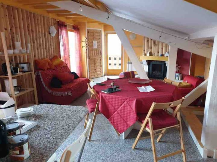 chalet le jamberoute