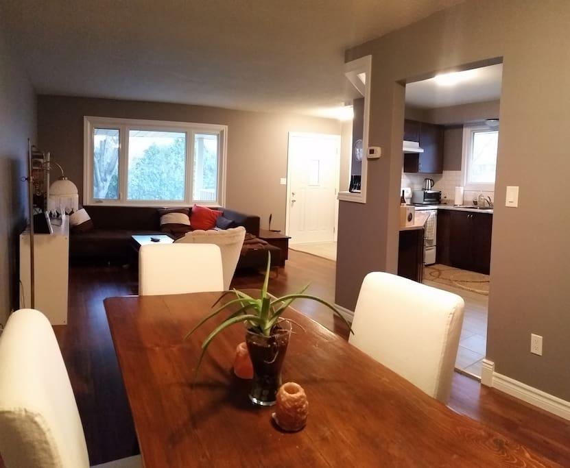 1 BD in Beautiful Modern Home