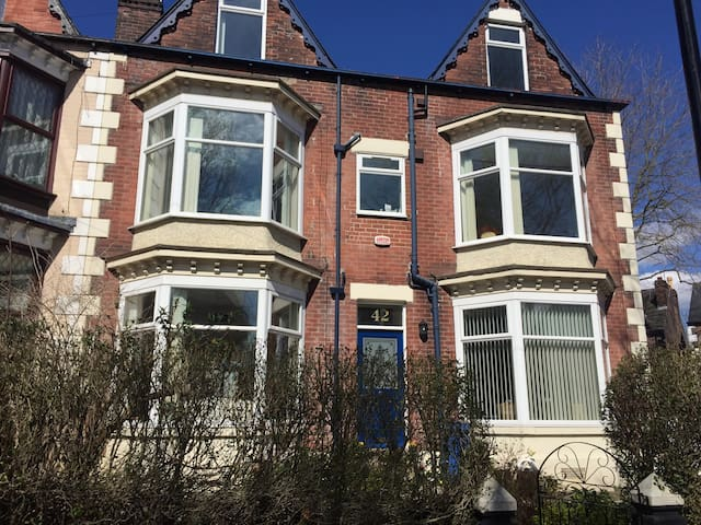 Charming Double With Bay Window 3 - Sheffield - House