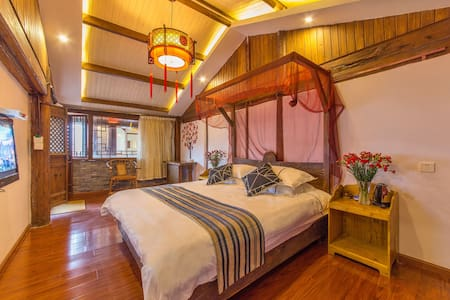 雅致大床房 - Лицзян