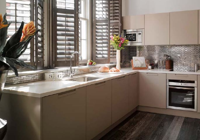 Large Luxury Chic Apartment - London - Apartment