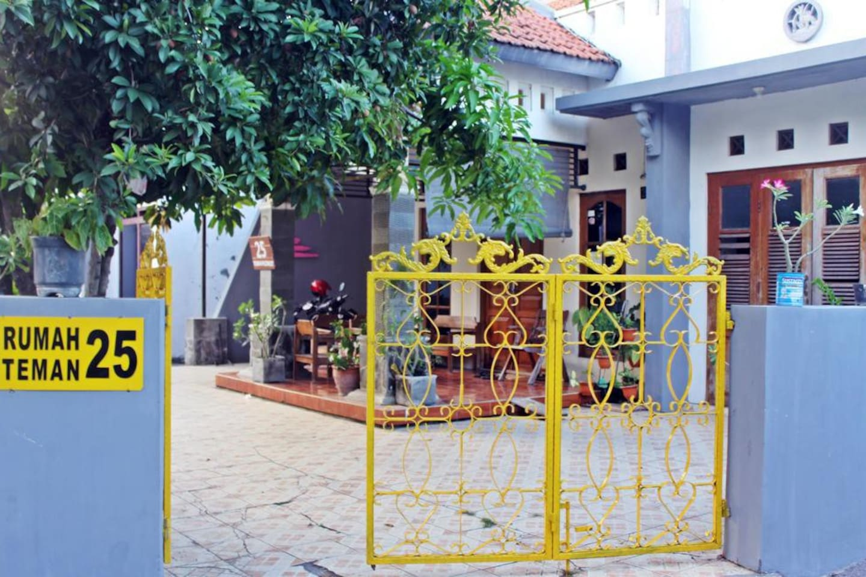 Pintu Masuk Rumah Teman Hostel & Homestay