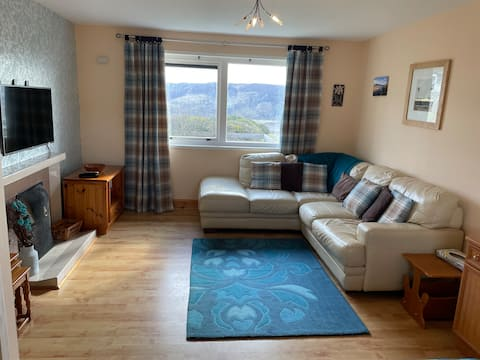 NC 500 - TORRISDALE COTTAGE with stunning sea view