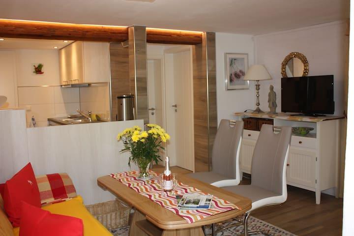 Haus Haag, (Enzklösterle), Ferienwohnung 3, 45 qm, 1 Schlafzimmer, max. 2 Personen