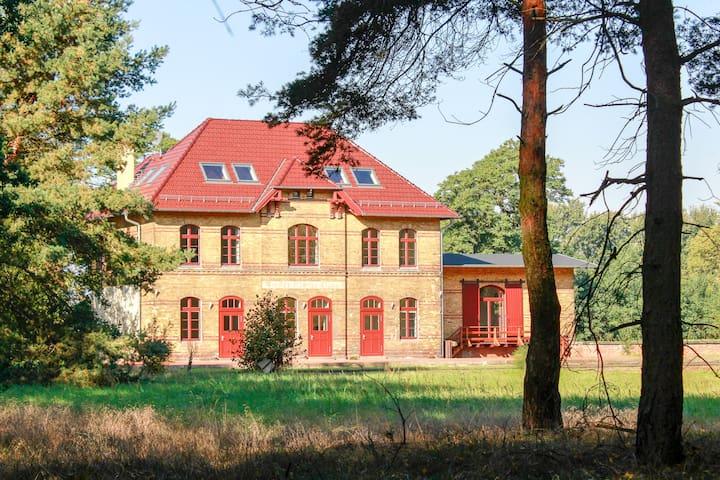 Ferienwohnungen Bahnhof Werder - Jüterbog - Huis