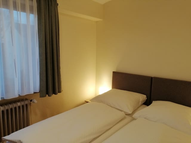 Doppelzimmer mit Bad - Economy