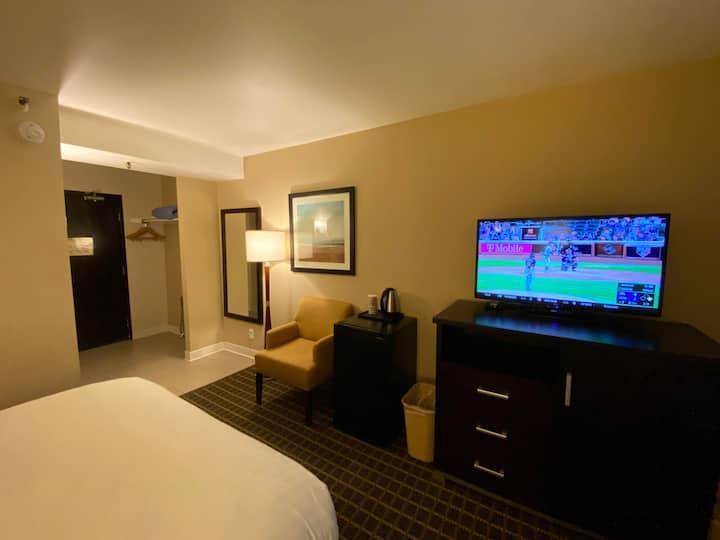 標準酒店双床房 QQ6