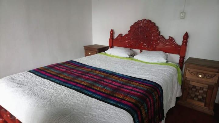 Cuarto céntrico en San Cristóbal de las Casas