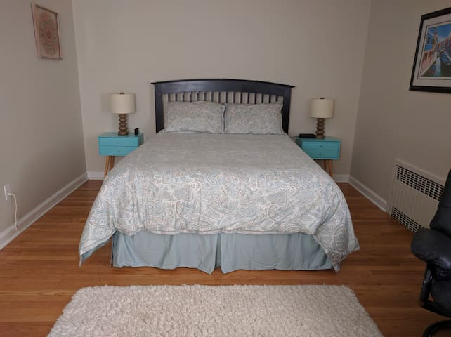 Cozy Room Near Beaches & NYC Ferry - Atlantic Highlands - Dom