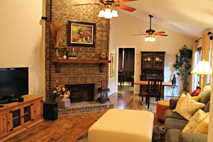 Comfy, Cozy, Safe, Affordable Home - Dallas Suburb - 加蘭(Garland) - 獨棟
