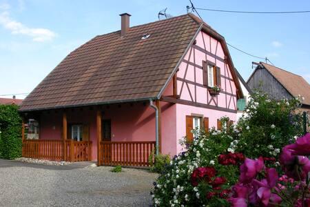 la maison d' Alsace - Stotzheim - Talo