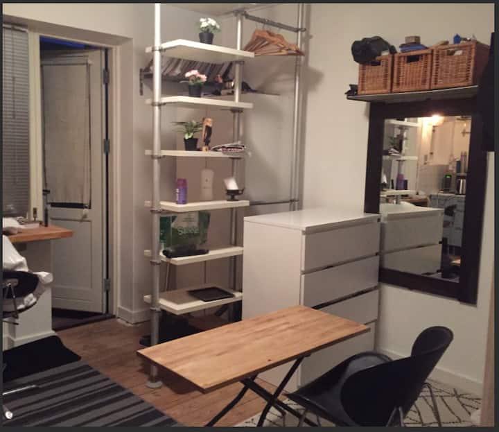 Nice room in a peaceful neighborhood in Amager