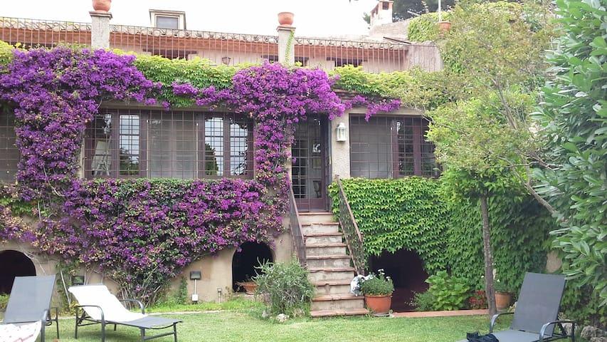 Casa en alquiler a 15 km de la playa 8 pax - Les Voltes - Huis