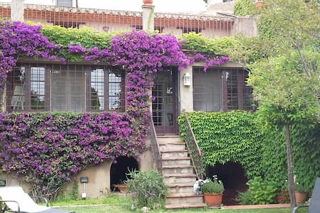 Casa en alquiler a 15 km de la playa 8 pax - Les Voltes - House