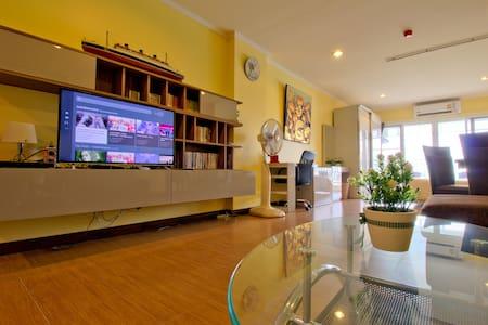 Luxurious condo downtown Hua Hin (206) - Tambon Hua Hin - Apartmen