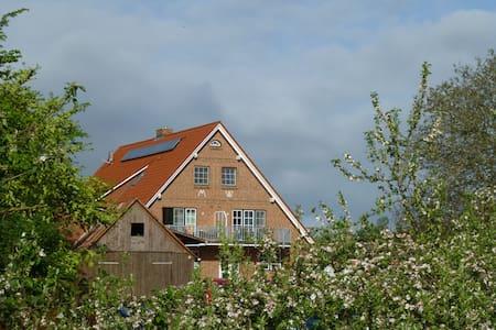 Ferienwohnung Elbinsel Krautsand - Drochtersen - Wohnung