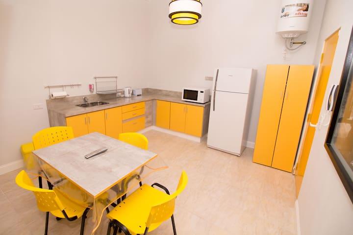 Colores Rio Cuarto Departamento Amarillo