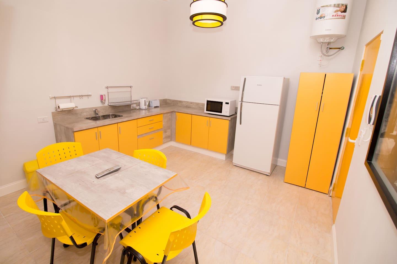 Cocina Amarillo