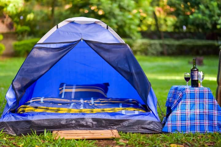 Rukenya Islands Resort Camping