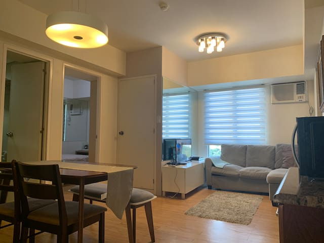 1Bedroom in AVIDA IT--- AV1-702 (WIFI)
