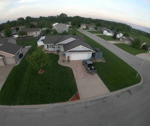House for EAA Airventure